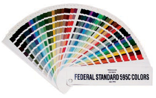 Gardco Federal And Ral Color Standards