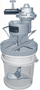Heavy Duty Top Mount Pail Mixer