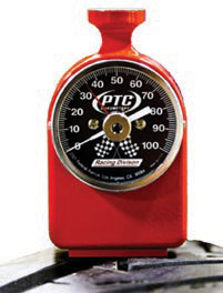 Type A Racing Tire Durometer