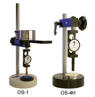 Rex Durometer Operating Stands