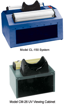 UV Viewing Cabinets
