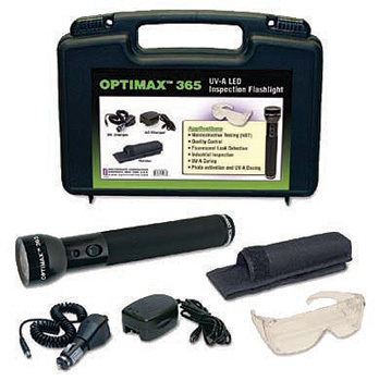"Optimaxâ""¢ UV-A Flashlight"