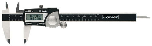 Fowler Electronic Digital Calipers