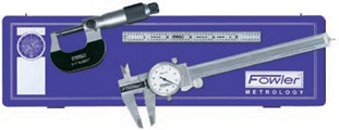 Toolmaker Universal Measuring Set