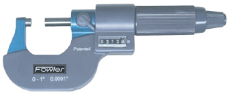 E-Z Read Micrometers