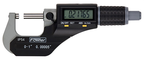 IP54 Electronic Micrometers