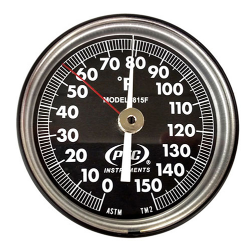 815F & 815C Wall Thermometer