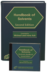 The Handbook of Solvents